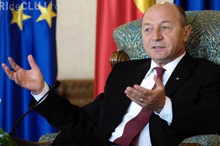 """Băsescu: """"Şefii statelor s-au băgat sub birouri când au auzit de dreptul de veto"""""""