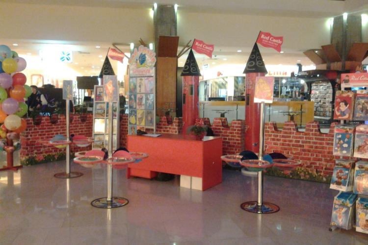 Red Castle, un nou loc de joacă pentru Iulius Mall Cluj