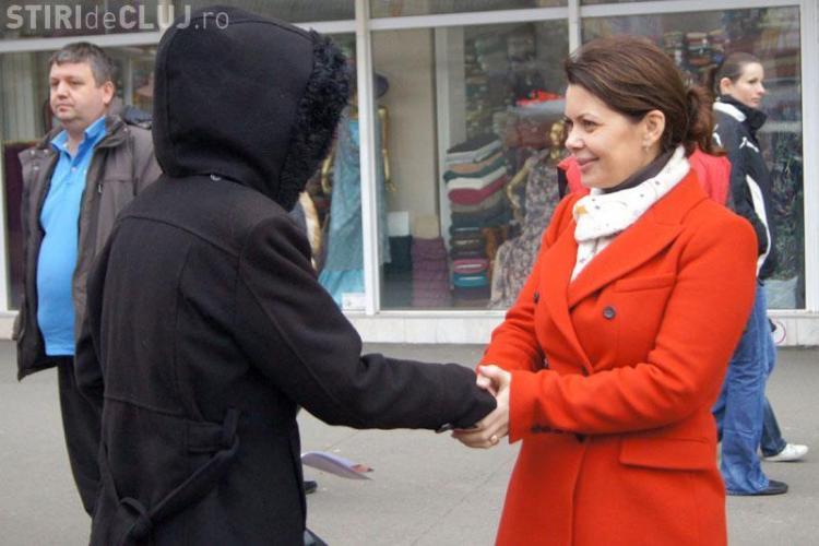 Aurelia Cristea: Autoritățile trebuie să ajute femeile victime ale violenței, nu să facă statistici
