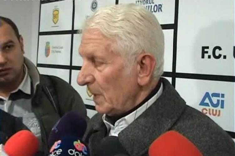Lordul U Cluj, Remus Câmpeanu, i-a acuzat dur pe Walter și Mărginean - VIDEO