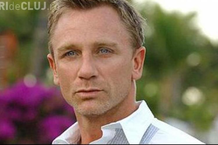 Daniel Craig, agentul 007, complice la un furt din supermarket