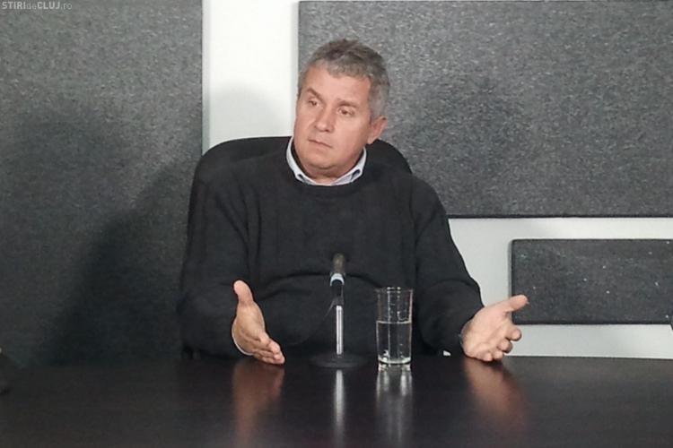 Daniel Buda, candidat în Colegiul 2 Camera Deputaților Cluj, invitat la Știri de Cluj LIVE - URMĂREȘTE AICI EMISIUNEA