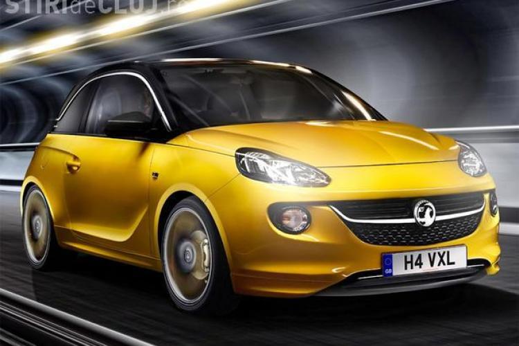 Opel a lansat un model cu totul nou-FOTO