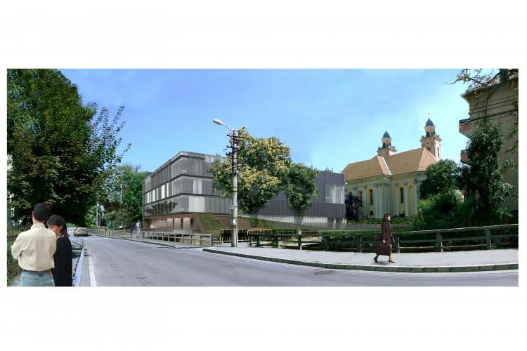 Ungurii din Cluj fac noi presiuni pentru a bloca ridicarea viitorului sediu al Inspectoratului Școlar Cluj