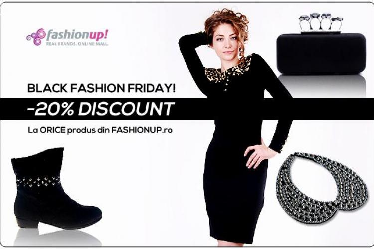Black Friday - Reduceri și la primul mall online din România
