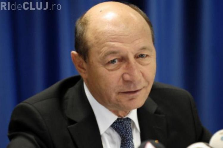 """Băsescu după prima zi de negocieri la Bruxelles: """"E mai bine afară"""""""