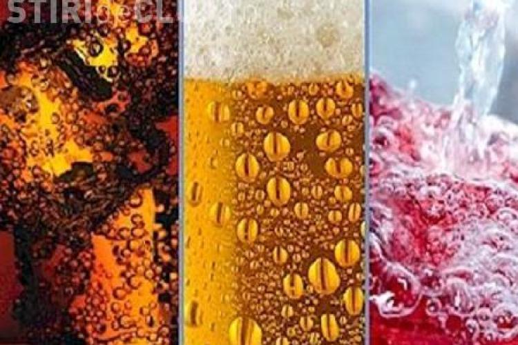 Consumul de băuturi carbogazoase creşte riscul de cancer la bărbaţi