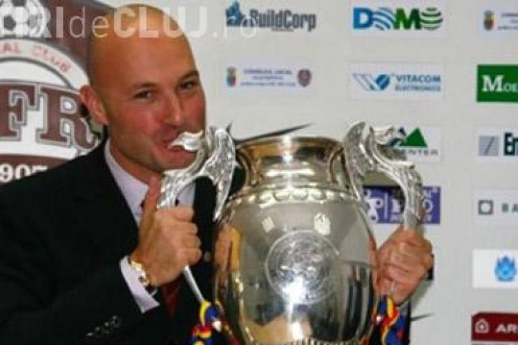 Câte milioane va încasa Paszkany, dacă CFR Cluj va prinde primăvara Champions League