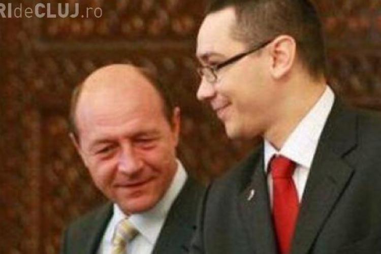 UE loveşte România. Ponta şi Băsescu continuă războiul personal