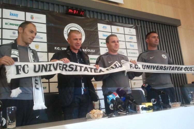 Marius Șumudică, despre demisia de la U Cluj: Am fost mințit - FOTO