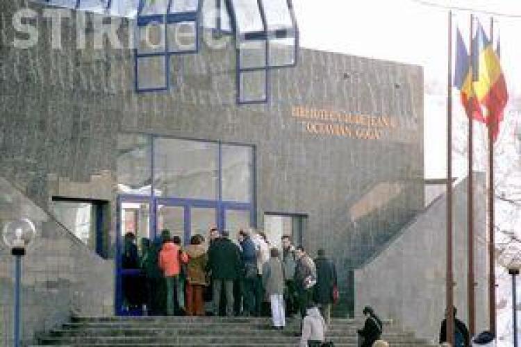 """Biblioteca Judeţeană """"Octavian Goga"""" din Cluj omagiază pe povestitorul Petre Ispirescu"""