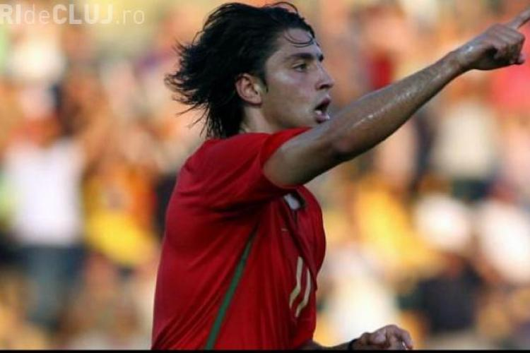 Rui Pedro, eroul CFR Cluj. Cui i-a dedicat golurile
