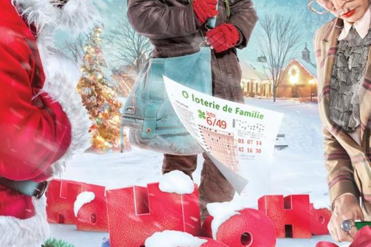 Moş Crăciun aduce la Iulius Mall Cluj cadouri: un apartament şi o maşină