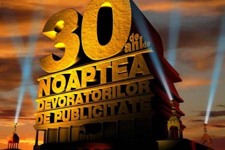 """Noaptea Devoratorilor de Publicitate 2010 va fi organizata in stil """"Hollywoodian"""""""