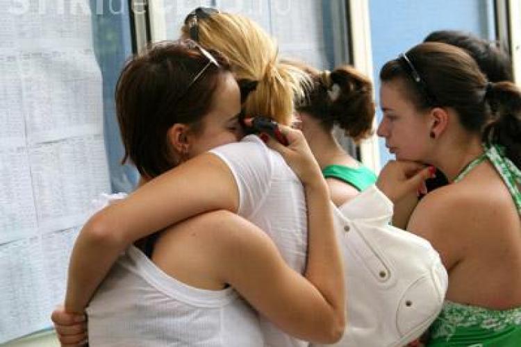 BAC Cluj 2010: S-au afisat rezultatele la sesiunea Bacalaureatului din iunie - iulie. Da CLICK pentru a le vedea