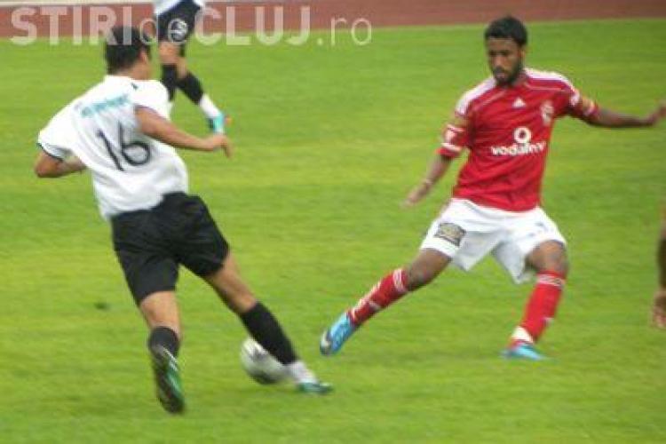 Marian Pana: Universitatea Cluj a jucat bine impotriva unei echipe tari!