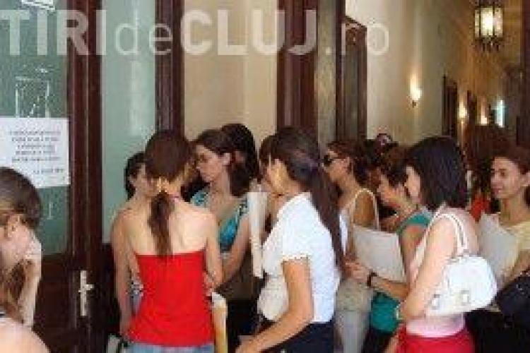 Facultatea de Litere din Cluj a afisat rezultatele la examenul de admitere 2010. Vezi AICI daca ai fost admis!