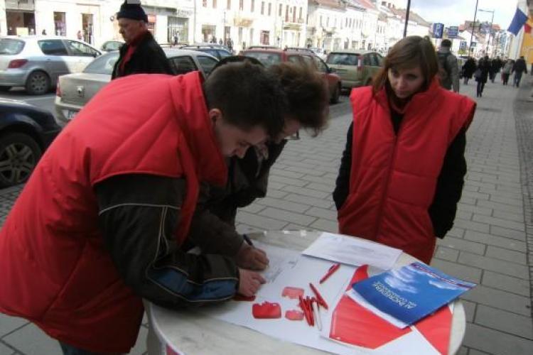 PSD Cluj vrea sa demita Guvernul. Vor fi stranse semnaturi pentru o motiune populara