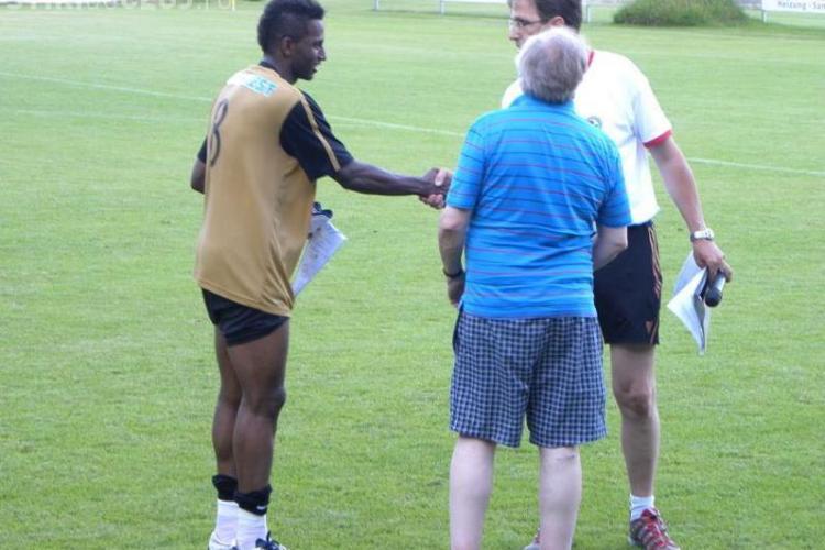 Reinaldo a fost premiat de suporterii de la Blackburn Rovers