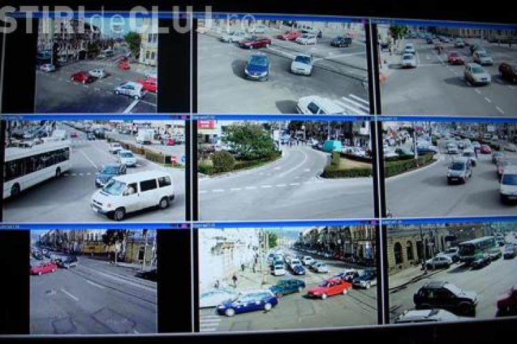 Primaria Turda vrea sa investeasca un milion de euro in camere de supraveghere a orasului