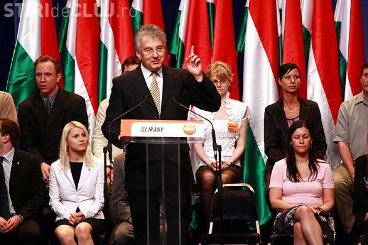 Ungaria cere autonomie teritoriala pentru minoritatea maghiara prin vocea vicepremierului