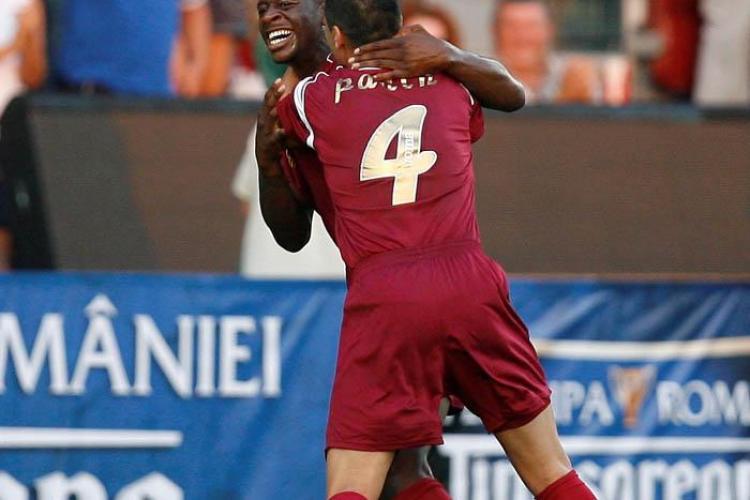 "Kivuvu: ""Am marcat de doua ori... incerc sa imi fac treaba"""