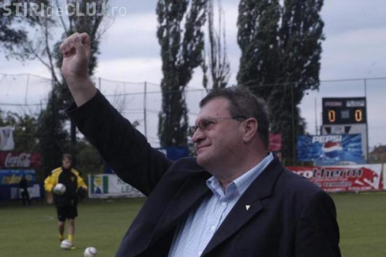 Muresan: CFR Cluj este cea mai puternica echipa din Liga 1