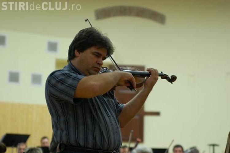 Concert cu muzica de Bach sustinut astazi la Cluj de 60 de muzicieni, la Biserica Reformata