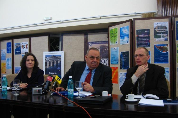 Marga isi da singur premiu de excelenta. Pe lista premiatilor mai sunt academicianul Ionel Haiduc si profesorul Vasile Puscas