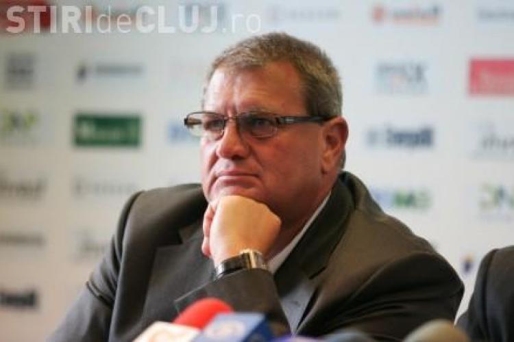 Muresan face promisiuni: CFR Cluj va face spectacol si in meciurile oficiale!