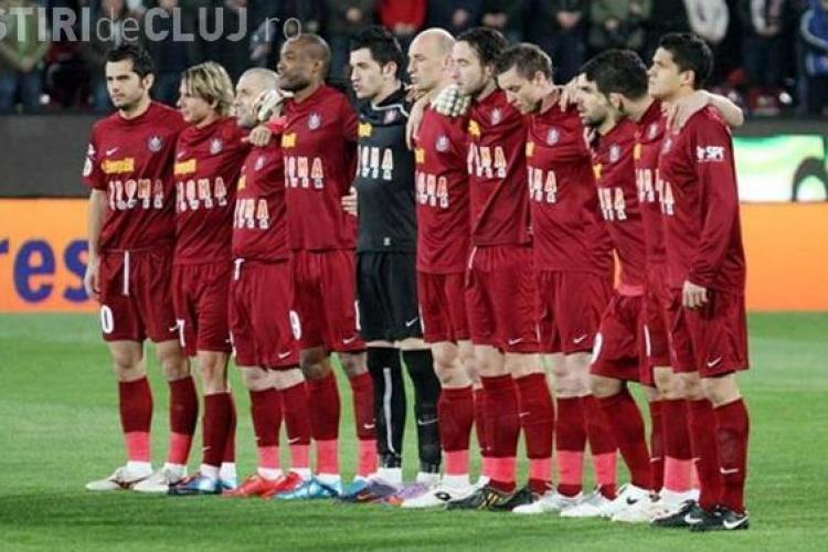 Trei echipe romanesti in primele 100 ale clasamentului IFFHS. CFR Cluj este pe locul 79