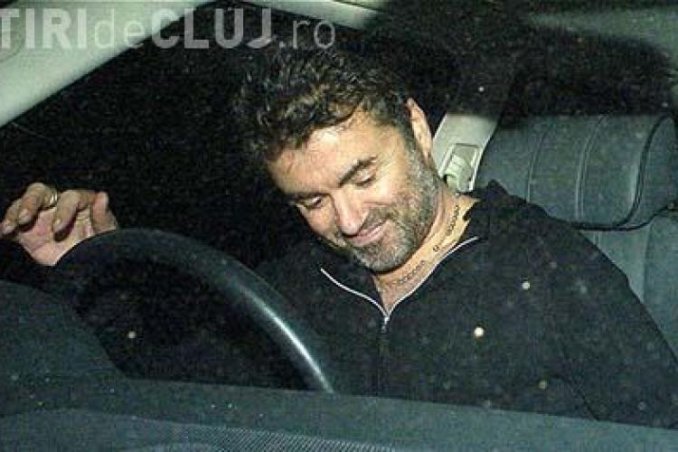 George Michael arestat dupa ce a intrat cu masina intr-un magazin