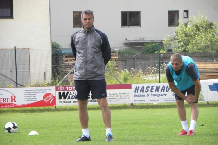 Cristi Dulca nu a fost demis de la U Cluj si nici nu si-a dat demisia, anunta oficialii echipei