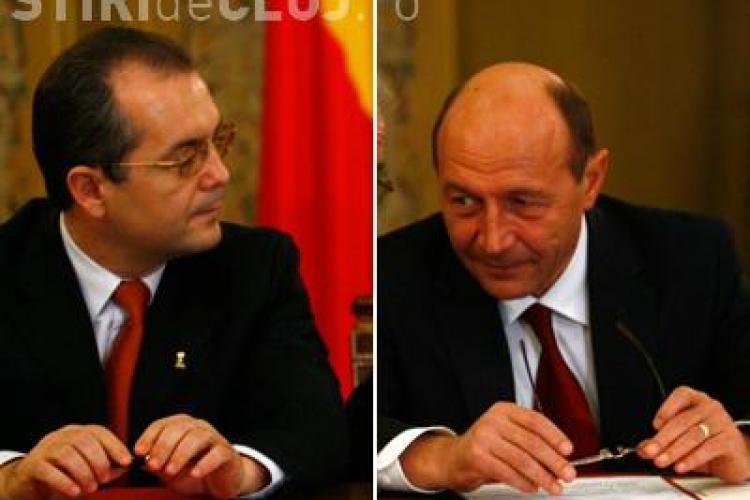 Basescu si Boc se joaca cu nervii pensionarilor