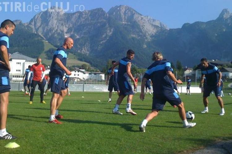 LIVE TEXT - CFR Cluj - SV Hallwang 4-0 - GOOL Batin, min. 89 - FINAL