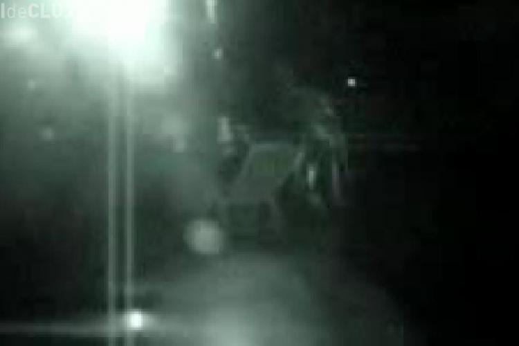 VIDEO - Doi tineri au filmat un extraterestru. E facatura sau nu? Specialistii au ramas pe ganduri