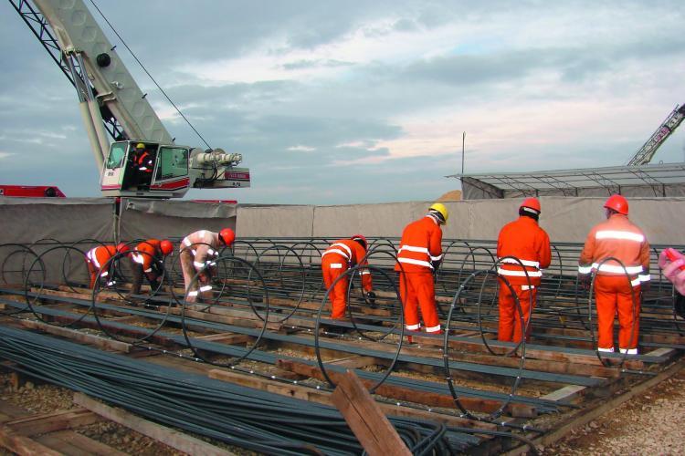 Tronsonul din autostrada Transilvania, Turda - Campia Turzii, in pericol sa nu mai fie finalizat