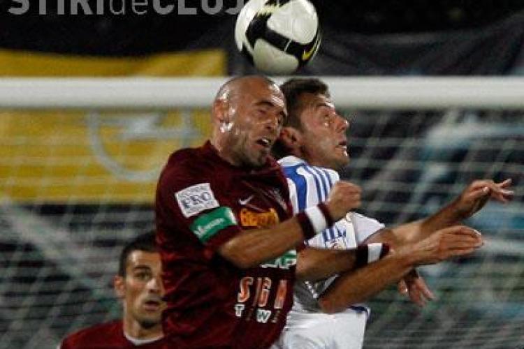 LIVE TEXT Universitatea Craiova-CFR Cluj 0-0 - FINAL DE MECI