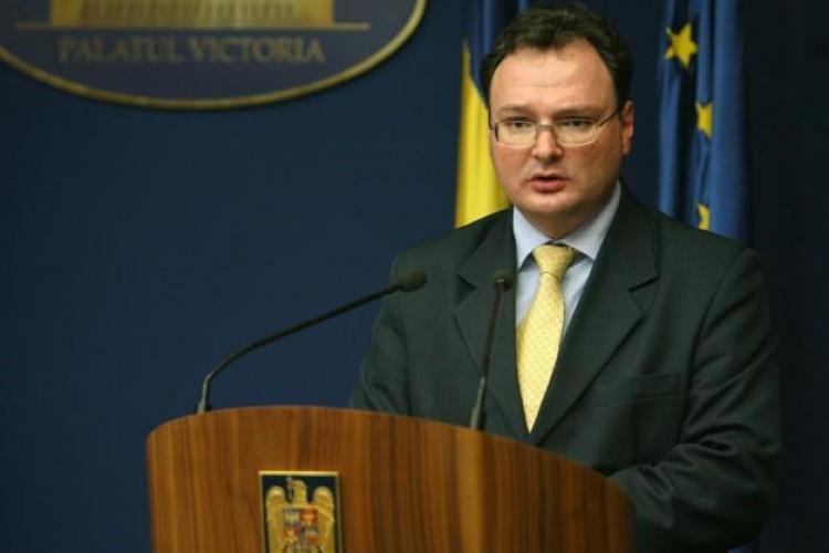 Clujeanul Catalin Baba, eliberat din functia de secretar de stat la Educatie, numit secretar de stat in aparatul premierului