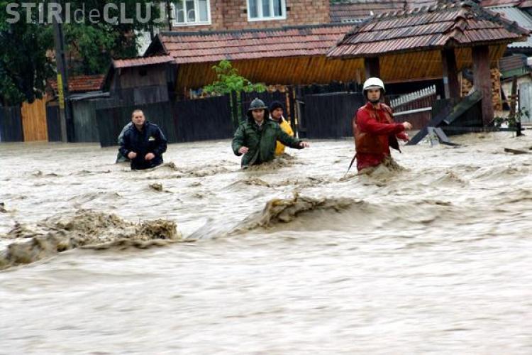 UBB sprijina refacerea scolilor distruse de inundatiile din Moldova