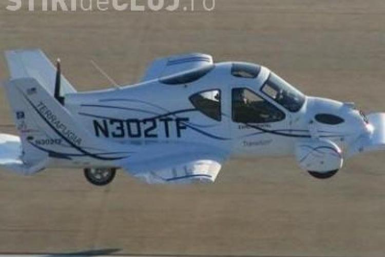 S-a inventat masina zburatoare! Ti-ai cumpara una?