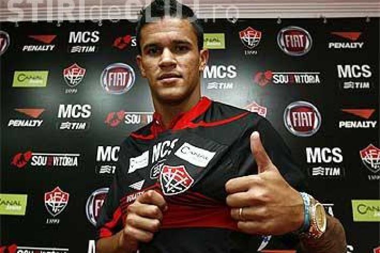 CFR isi aduce un brazilian de la vicecampioana Portugaliei