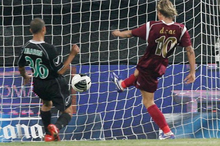 Deac, cel mai bun jucator al Supercupei! - VEZI VIDEO cu golurile lui Deac
