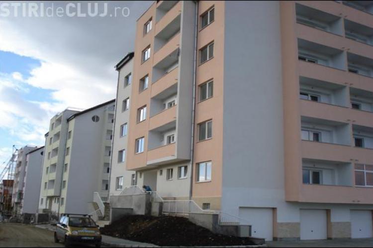 Pretul apartamentelor din Cluj a crescut in ultima luna