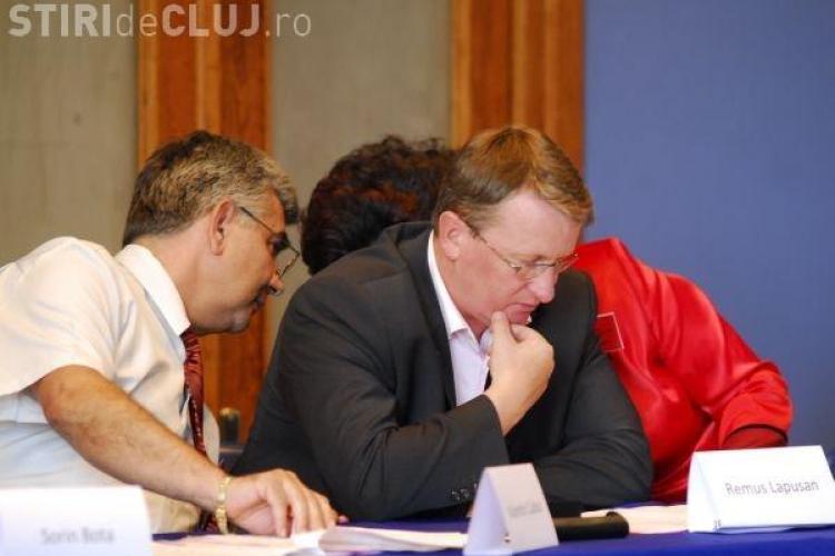 PSD Cluj are 13 vicepresedinti alesi de Consiliul Judetean al partidului