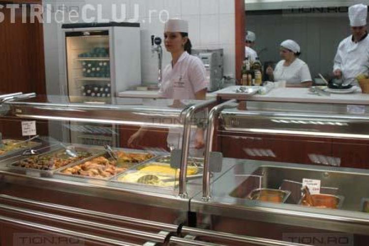 """Cantina Primariei isi deschide restaurant """"impinge tava"""" pe strada Memorandumului"""