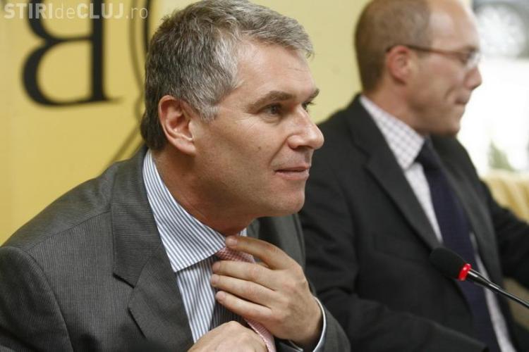 """Robert Rekkers il apara pe Horia Ciorcila: """"Reprezinta o parte esentiala a succesului Bancii Transilvania"""""""