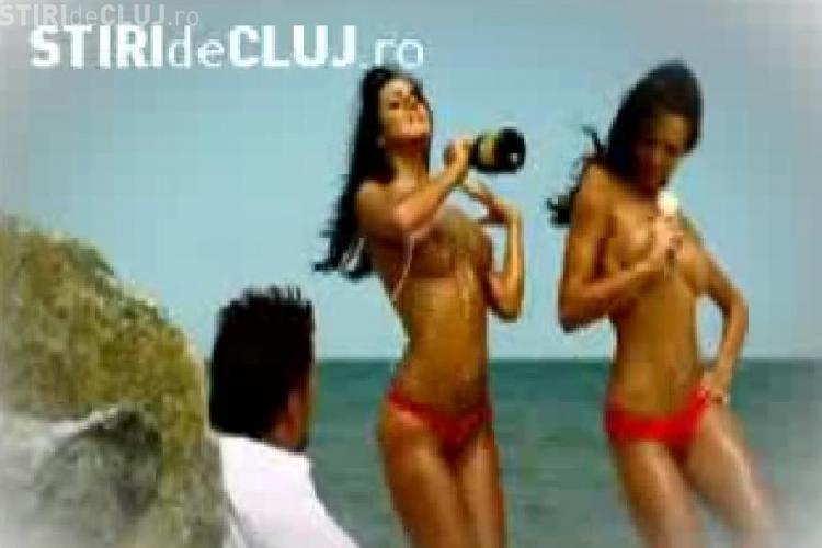 """Versiunea necenzurata a clipului VOLTAJ """"Mi-e dor de"""" a fost lansata pe Internet - Galerie FOTO si VIDEO"""