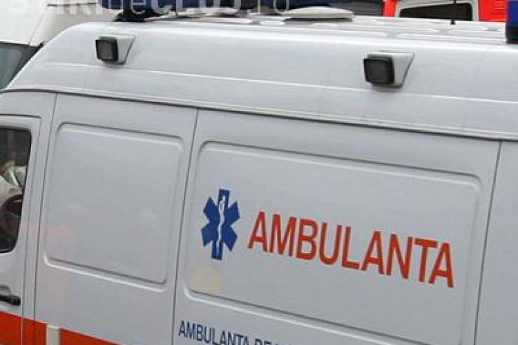 Accident grav la Valea Draganului! Un copil de patru ani a fost lovit de o masina in strada