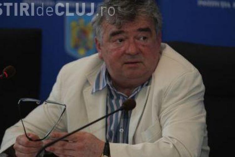 Stamatian, prefectul Clujului, si-a donat salariul pentru sinistrati